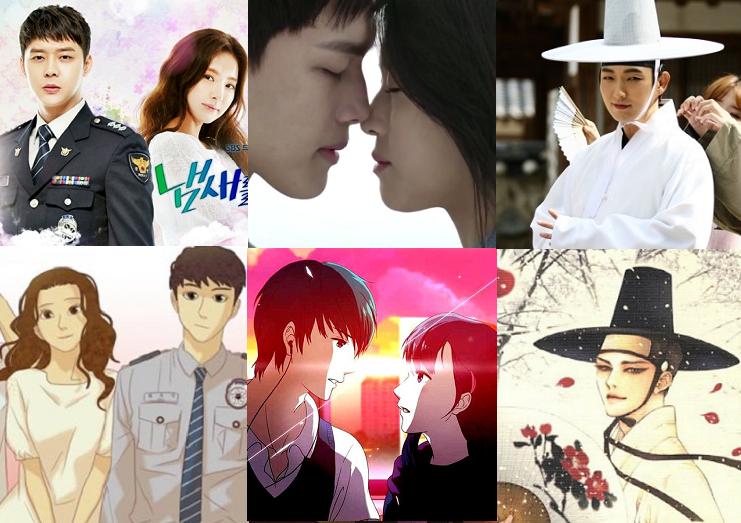 12 Korean dramas based on popular webtoons Asian