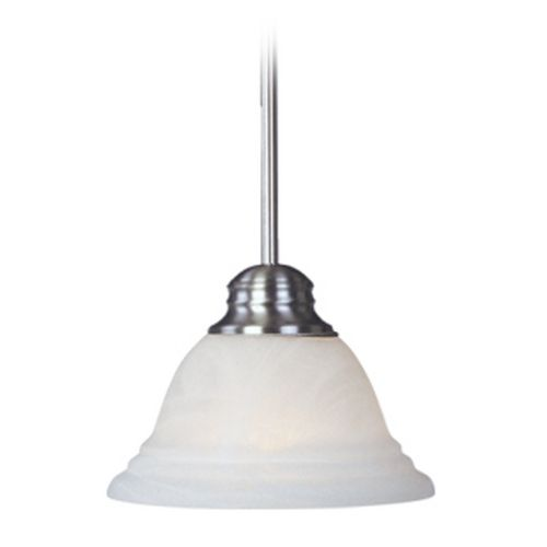Mini Pendant Light With Alabaster Glass Stone Shade Product