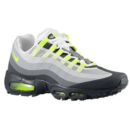 8c8d49532aac Max 95 No Sew - Anthracite Volt Clear Grey Wolf Grey