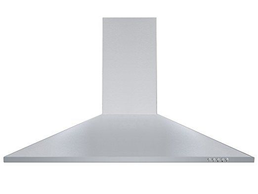 Cookology Unbranded Ch900ss Chimney Cooker Hood 90cm Wall Mounted Kitchen Extractor Fan In Stain Kitchen Extractor Kitchen Extractor Fan Chimney Cooker Hoods