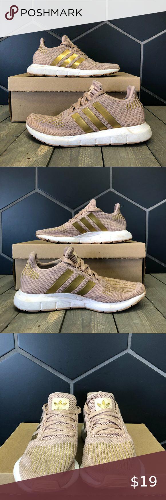 kids adidas rose gold