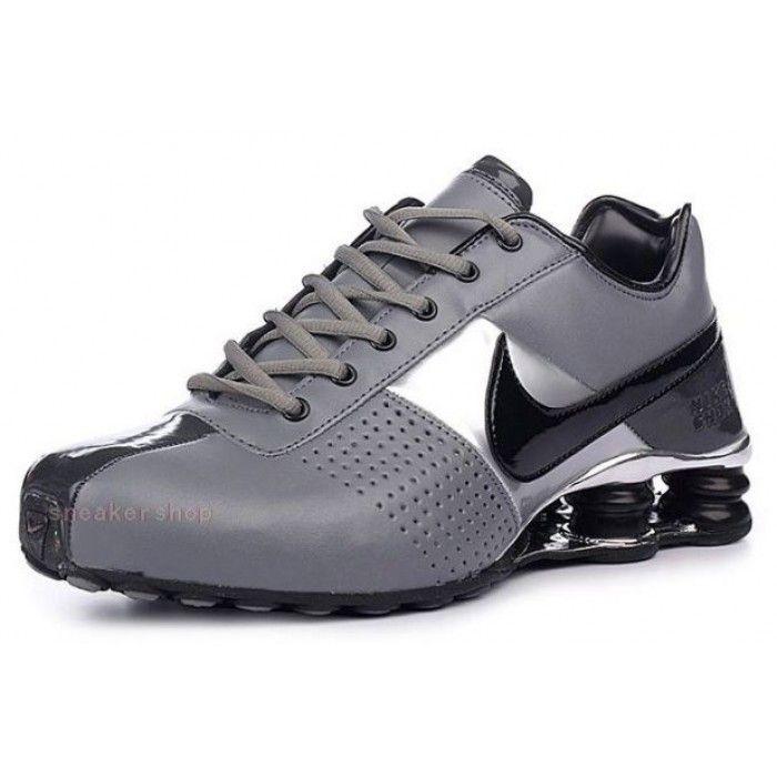new concept 6880e b60e4  Nike  sports Nike Shox Shoes, Nike Mens Shoes Buy Nike Shox Deliver Grey  Black Silver 69