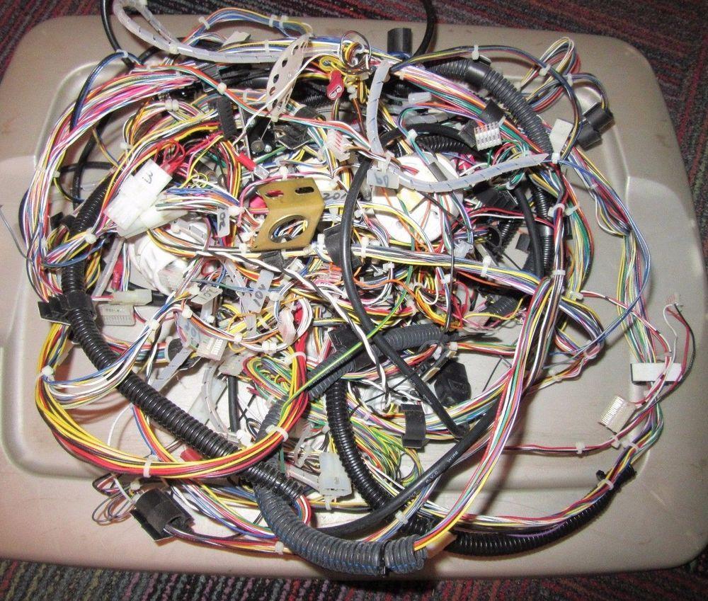 small resolution of elaut watch box magnet crane machine wire harness joystick speaker more guc ebay