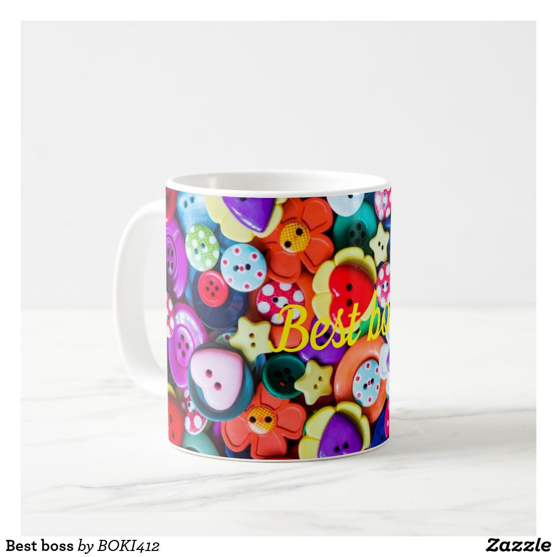 Best boss coffee mug | Zazzle.com #bosscoffee