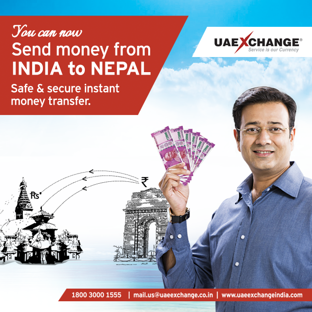 Now Money Transfer From India To Nepal Is Easy Fast Secure Way Send With The Most Trusted Financial Partner