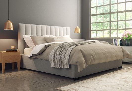 Pin On Upholstered Beds