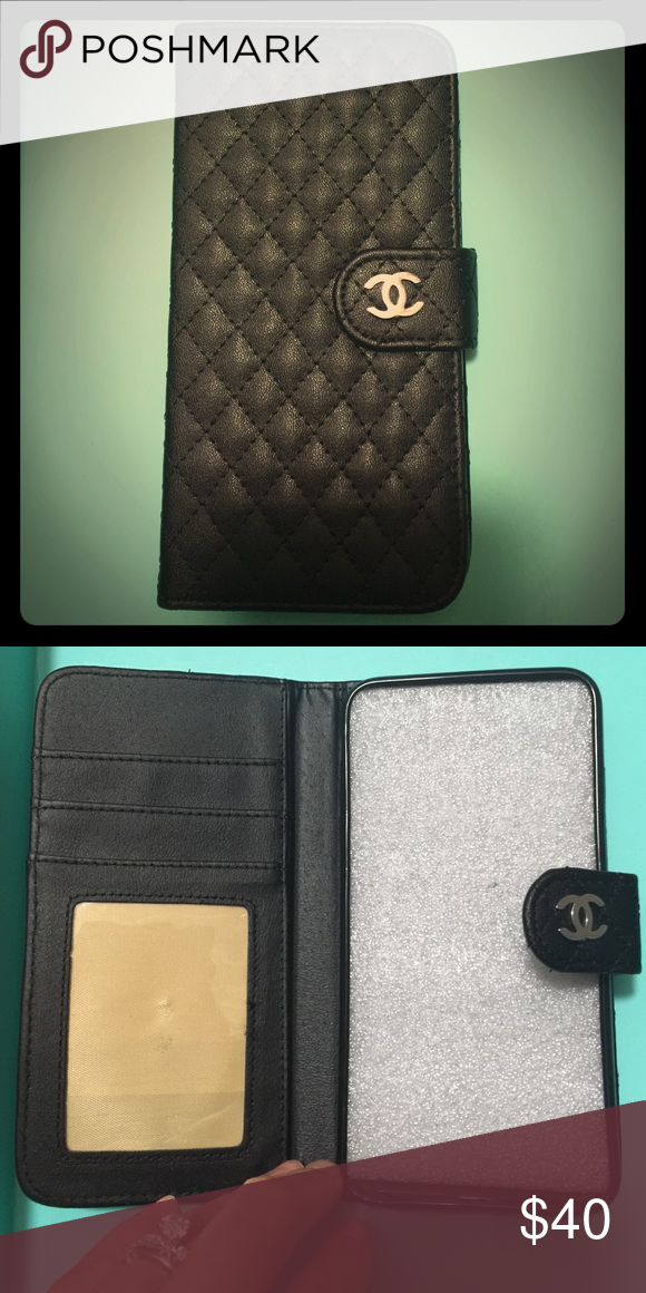 Beautiful luxurious black classic case ❌Trade❌Discount❌PayPal Accessories Phone Cases