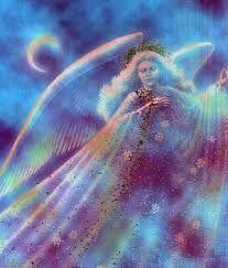 Ángel aurora: Busquen los arco iris