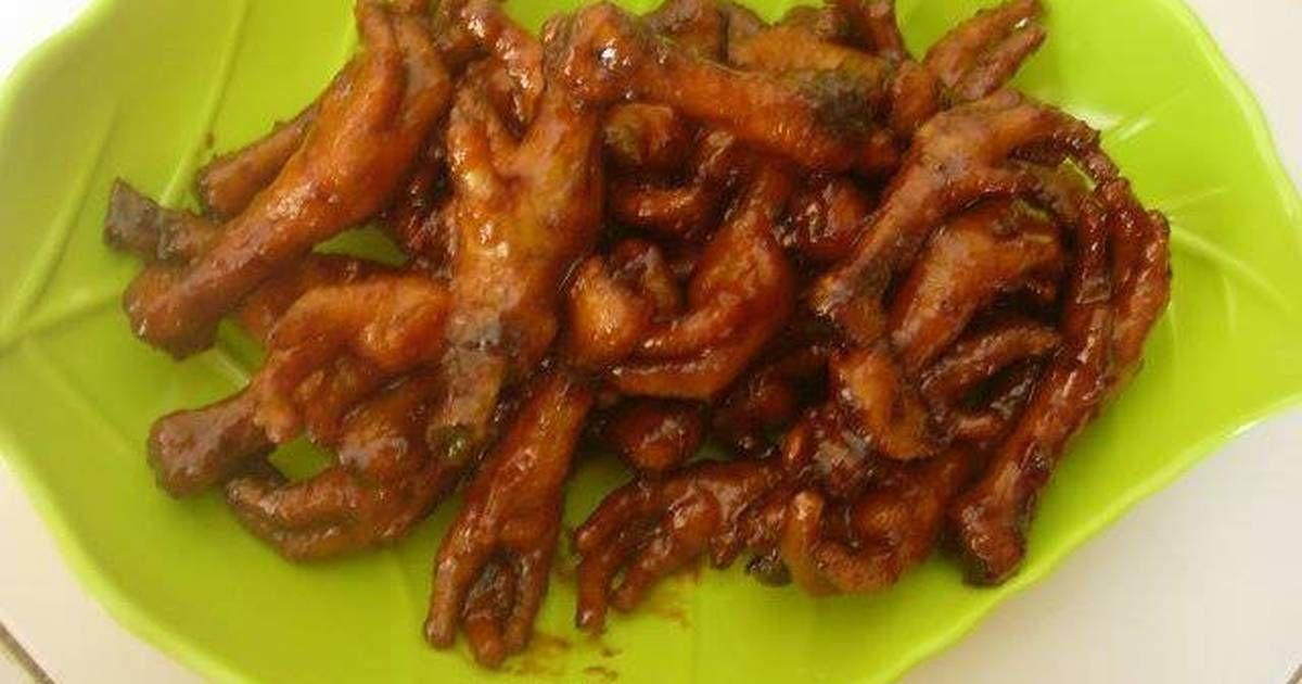 Resep Bacem Ceker Ala Angkringan Jogja Oleh Fani Dwi Martina Resep Resep Masakan Masakan Resep