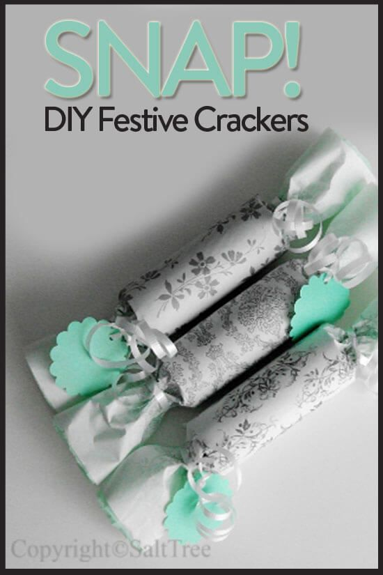 These are perfect for Christmas,  New Year's Eve  or any party where you want to add a little fun to the table!