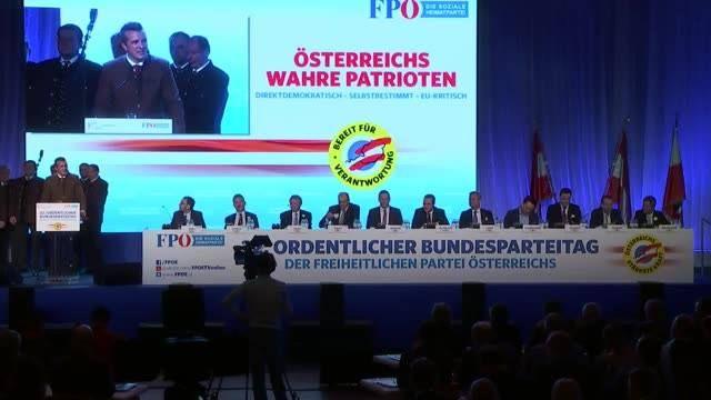 Das war der erste Teil unserer Livestream-Übertragung. Im nächsten Teil gibt es das Ergebnis der Wahl zum FPÖ-Bundesparteiobmann.