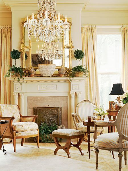 Gerrie Bremermann (New Orleans) If I had a Formal Living Room