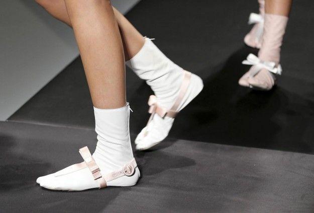 Prada, scarpe flat