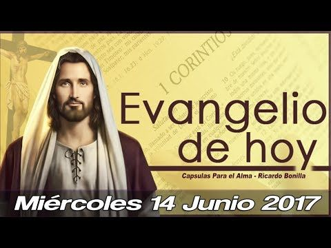 MI RINCON ESPIRITUAL: Evangelio De Hoy Miércoles 14 de Junio 2017 Sed, p...