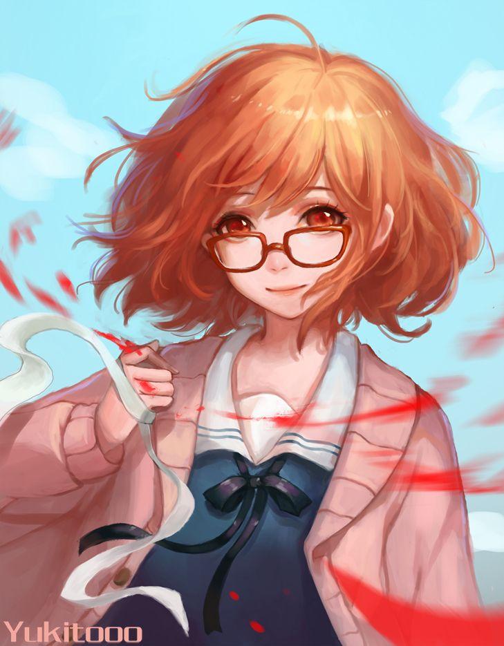 Kyoukai No Kanata Batch : kyoukai, kanata, batch, Anime, Batch, Kyoukai, Kanata