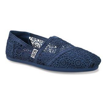 Skechers BOBS Plush Paris Crochet Flats
