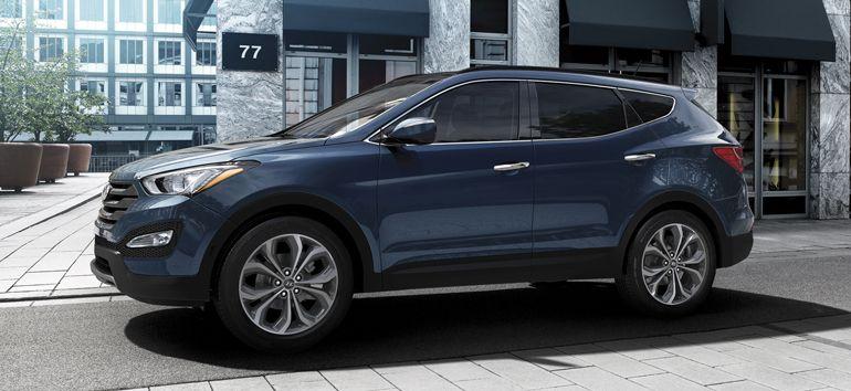 2016 Hyundai Santa Fe Sport Milton Hyundai (With images