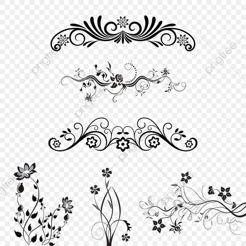 Floral Ornamental Design Elements Vector Png Png Free Download Ornamental Design Elements Vector Png Floral Design Png Transparent Clipart Image And Psd File Floral Watercolor Background Clip Art Design Elements