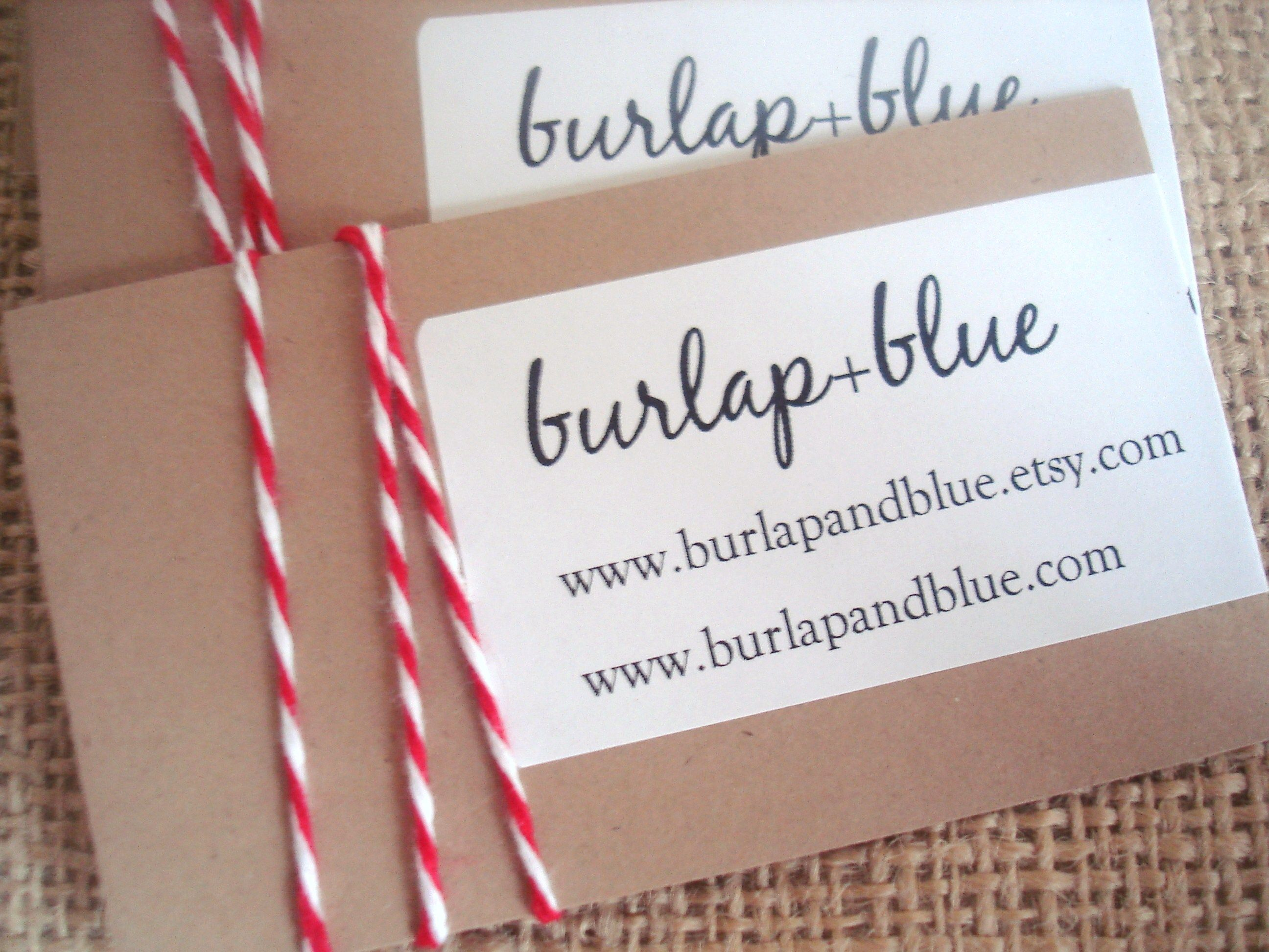 17 Best images about Handmade business cards on Pinterest | Cards ...
