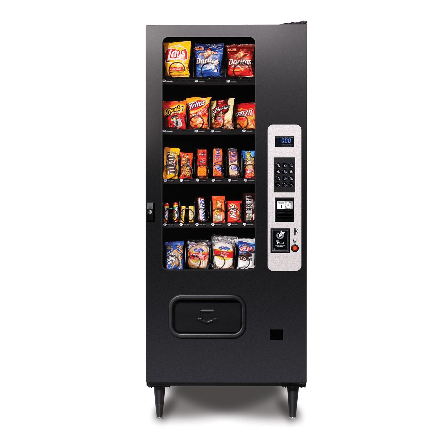 Snack Vending Machine | Vending machine, Vending machines ...