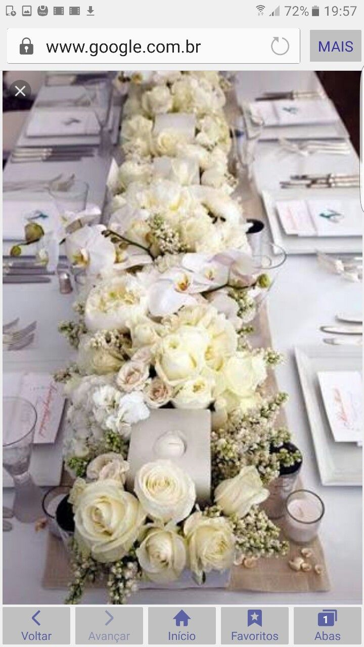 Pin by Ms.Efficient Assistant on Table Designs and Centerpieces ...