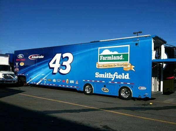 from the richard petty motorsports facebook 2 8 2012   Aric