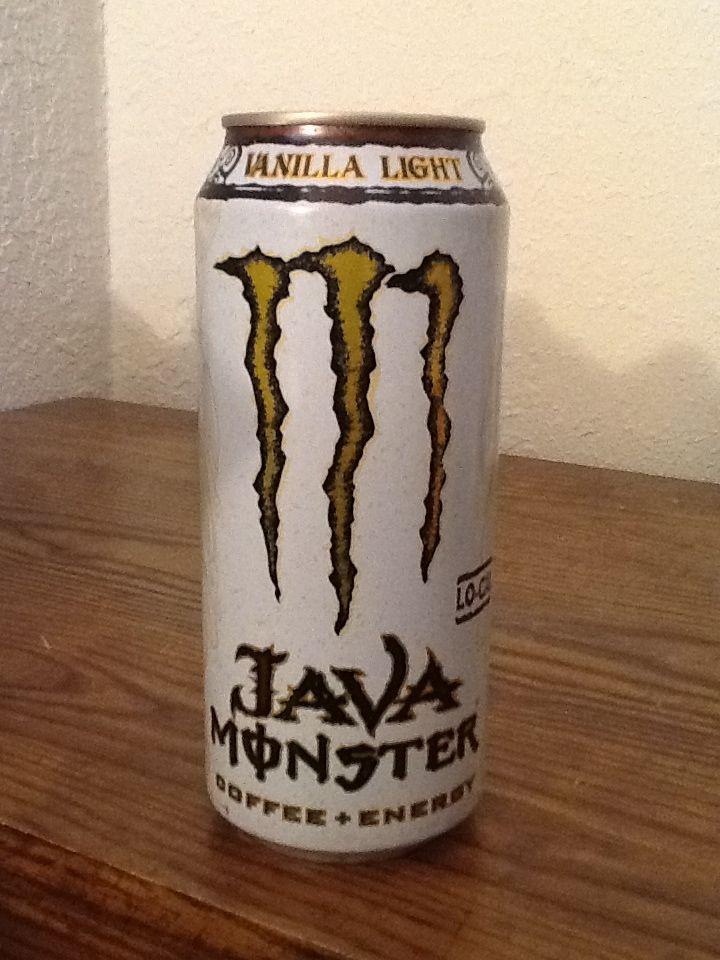 Java monster vanilla light smooth taste definitely has