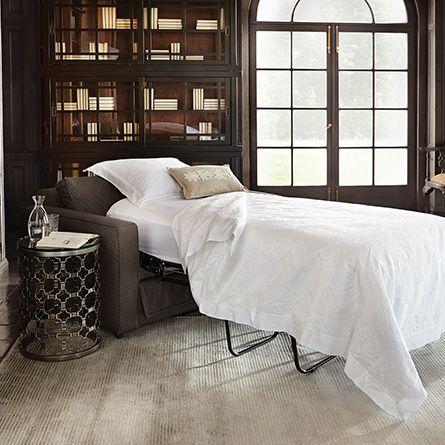 Filmore Twin Upholstered Air-sleeper Sofa