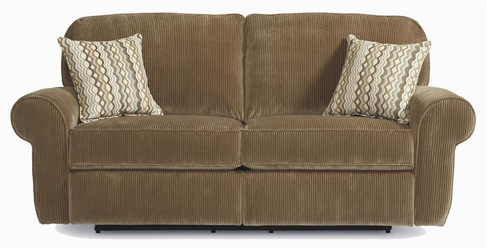 Megan Double Reclining Sofa By Lane