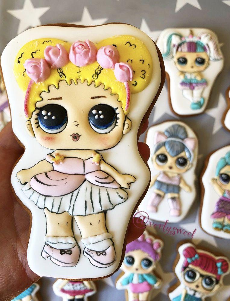 Kukolka Lol Pryanik Cookies Lol Surprise Pryanik Svinki Pechene