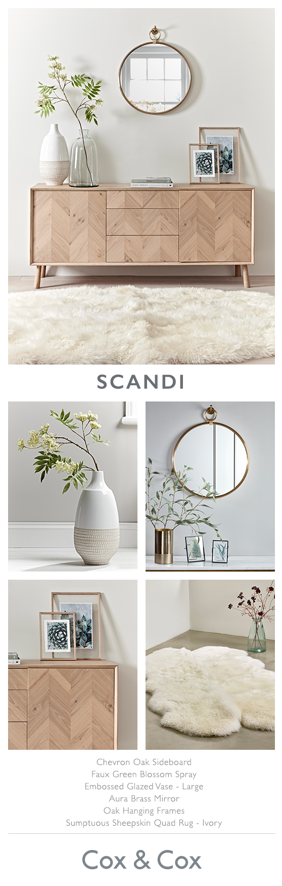Scandi Deco Inspiration Pinterest Decoracion Oficina  # Muebles Oficina Cox