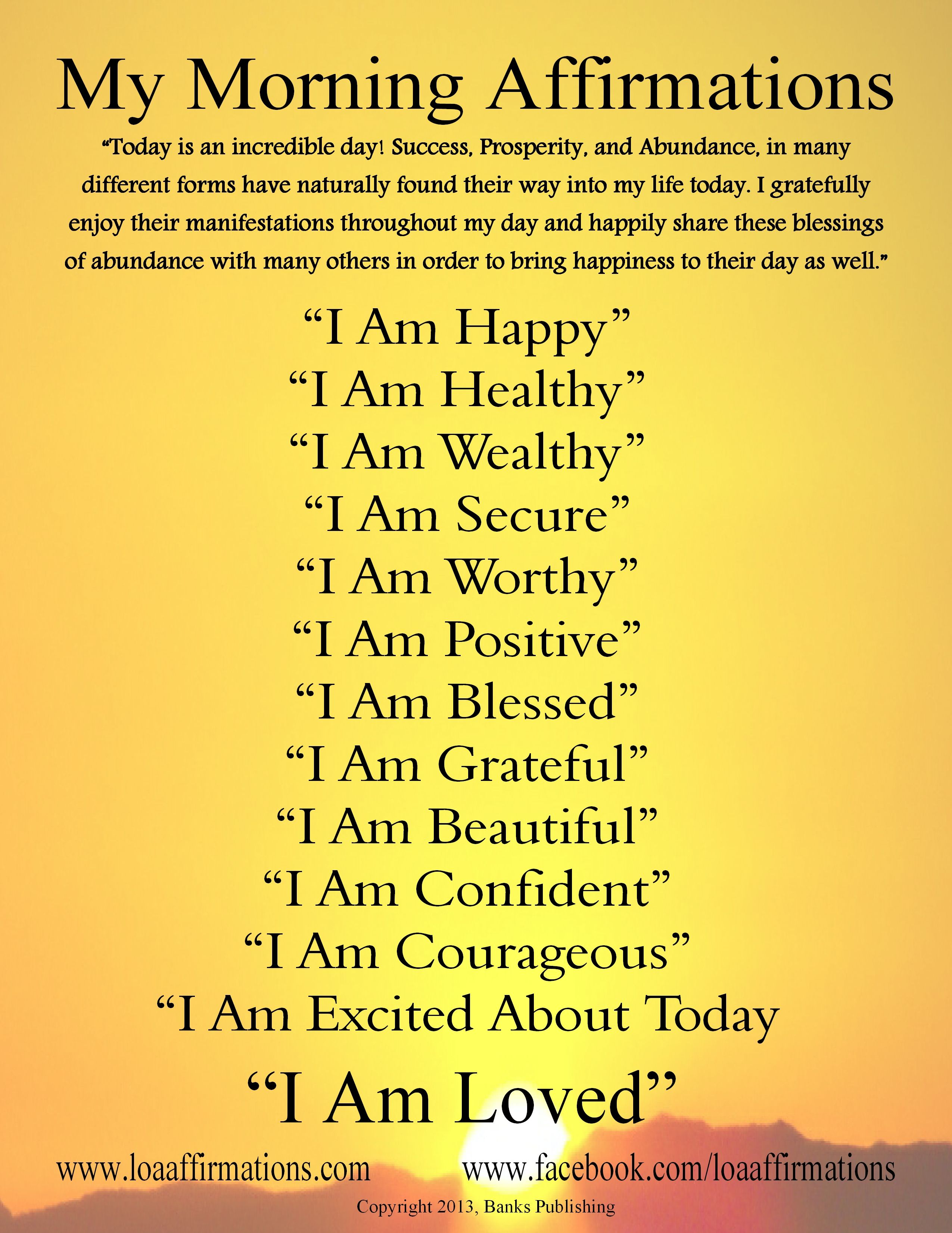 How To Write Affirmations For Manifestation - arxiusarquitectura