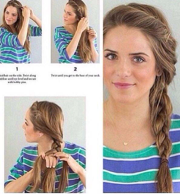 I REALLY REALLY love This Hair Style #Fashion #Beauty #Trusper #Tip