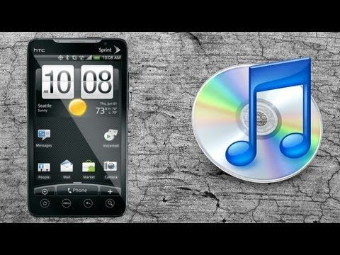 How To Use Itunes To Transfer Music To Your Android Device