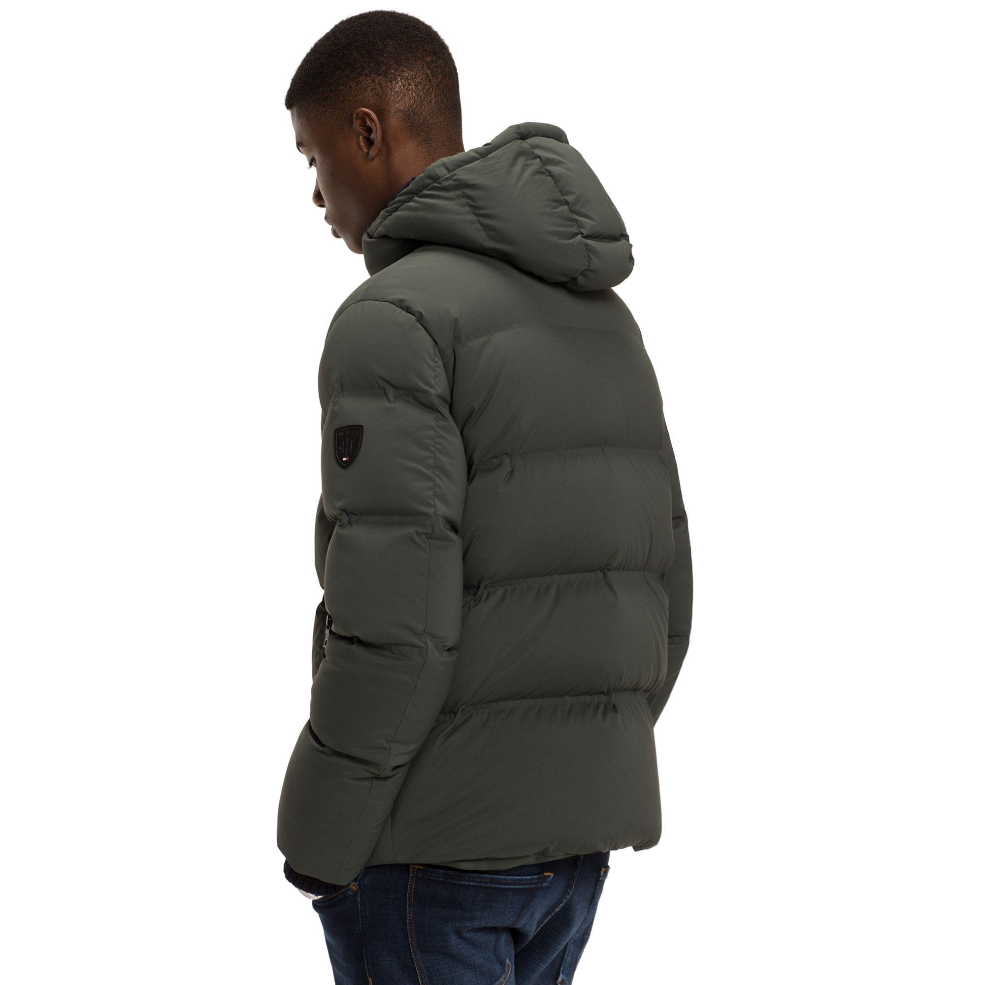 Tommy Hilfiger Women's Winter Coat Down Fill Parka Jacket
