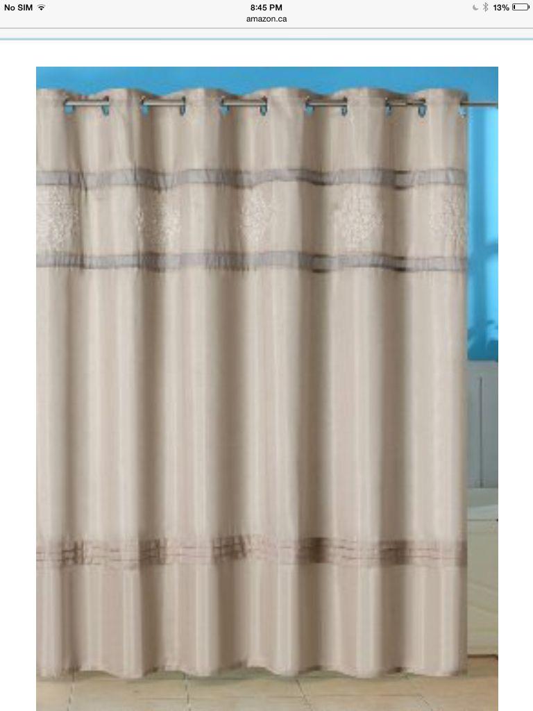 Ensuite shower curtain amazon home decor pinterest