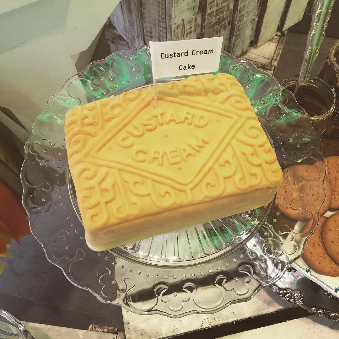 Custard cream in a cake oh mama asda asdass16 food cake custard cream in a cake oh mama asda asdass16 food publicscrutiny Image collections