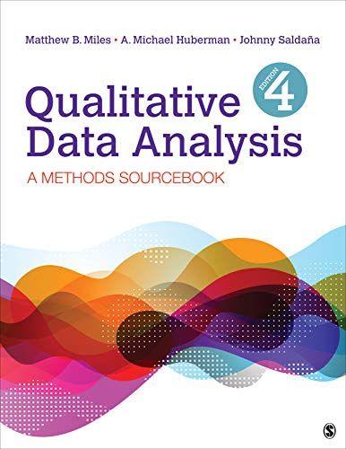 Pdf Download Qualitative Data Analysi A Method Sourcebook By Matthew B Mile Free Link Read Book Online Analysis Alison Miller Dissertation