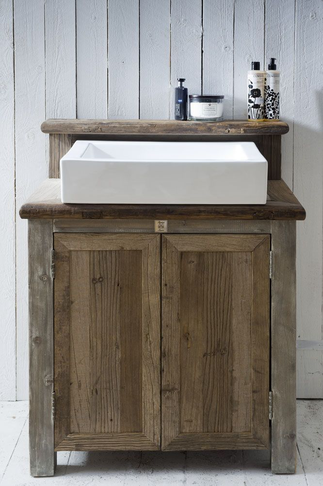 Waschtisch#Holz#Natur | Badezimmer Inspiration | Pinterest ... | {Doppelwaschtisch holz 81}