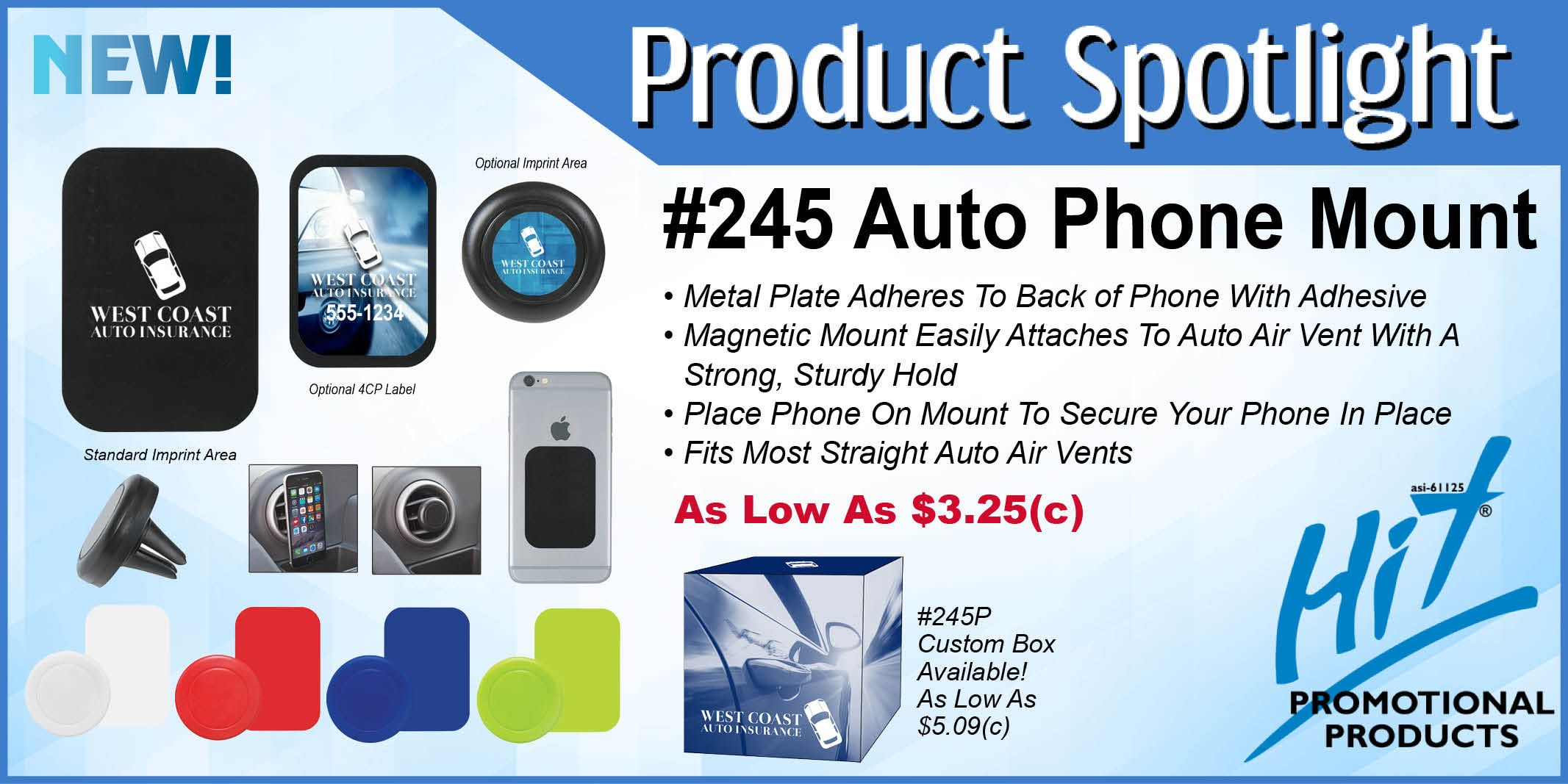 Drive brand awareness with handy promo products theyll