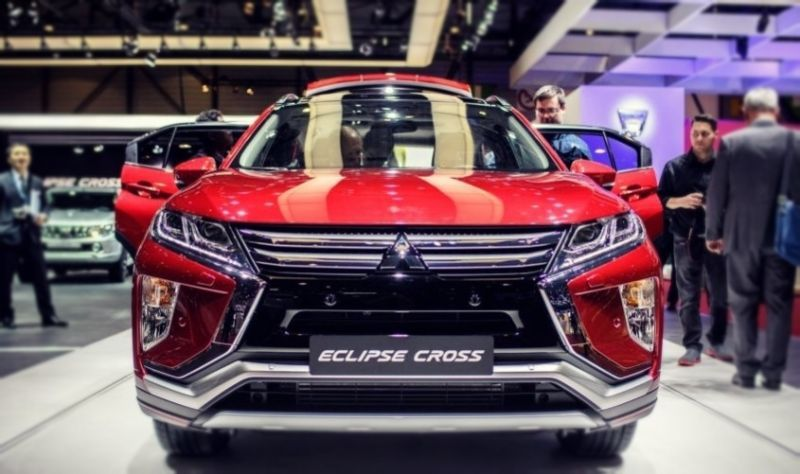 The 2019 Mitsubishi Eclipse Cross Will Arrive In The Spring Of 2019 And More Exact Details Will Be Available By The End O Mitsubishi Eclipse Mitsubishi Eclipse