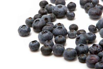 Blueberries image by MAXFX from Fotolia.com