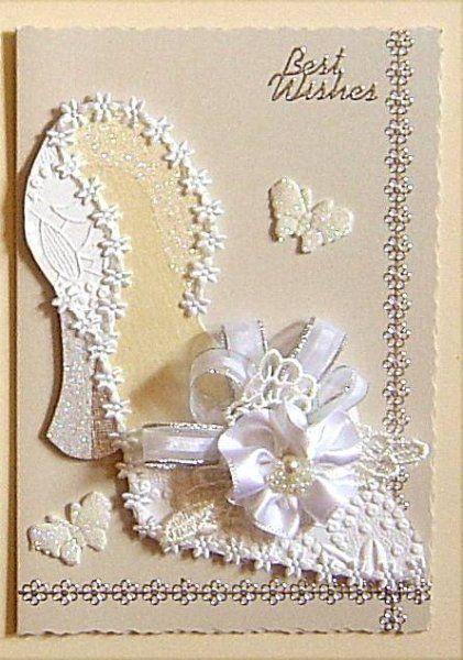 d fi de mai chaussures carte mariage carte anniversaire et cartes faites maison. Black Bedroom Furniture Sets. Home Design Ideas