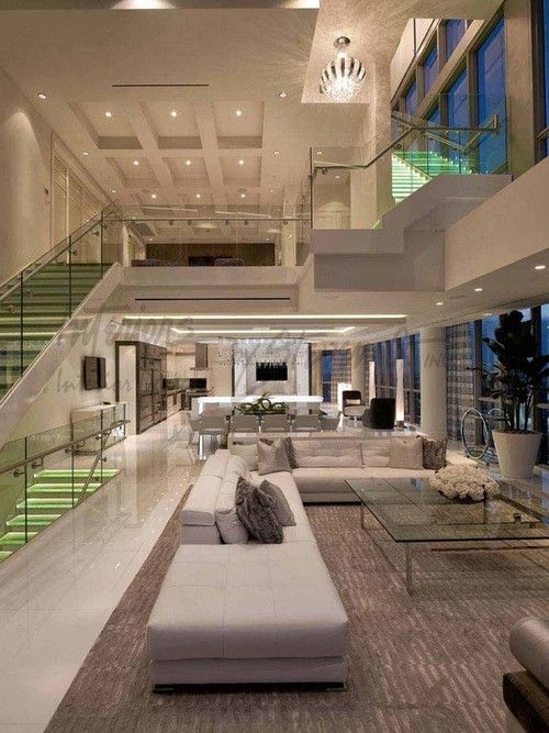 Pin By Lady Luxury Designs On Million Dollar Interiors Modern