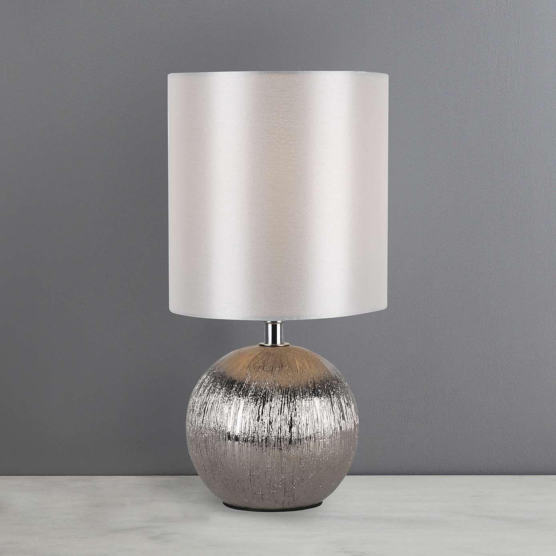 Adana Mini Ceramic Touch Lamp Touch Lamp Lamp Ceramic Lamp