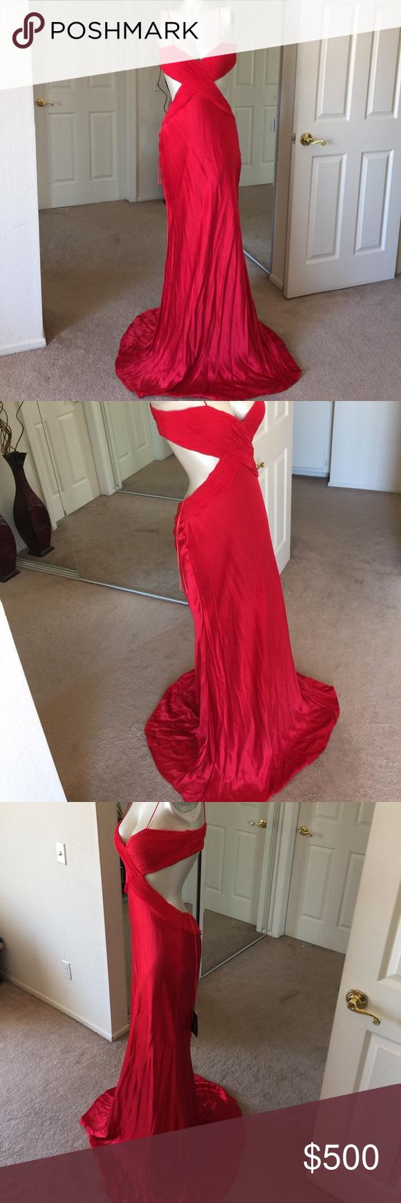 Jovani red long prom evening dress pinterest jovani dresses