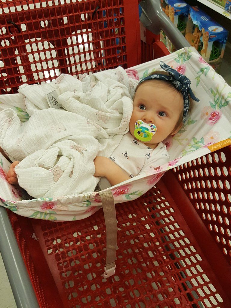 Shopping Cart Hammock | Project nursery, Instagram feed and Spy