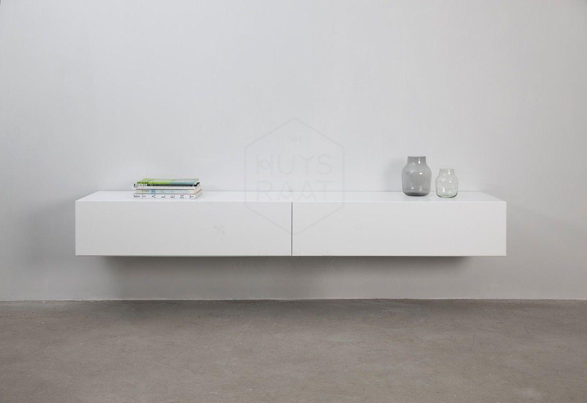 Tv Kast Nl : Tv kast blanco zwevend tv meubel ideeen