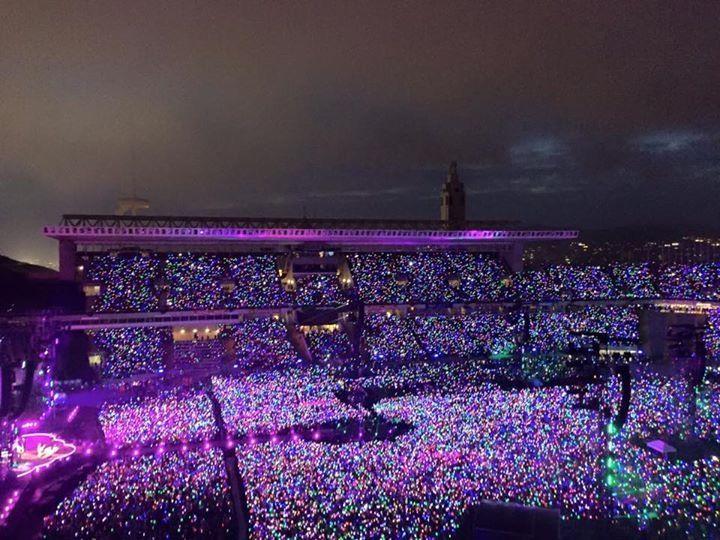 Coldplay Coldplay Beautiful World Lyrics Coldplay Tour