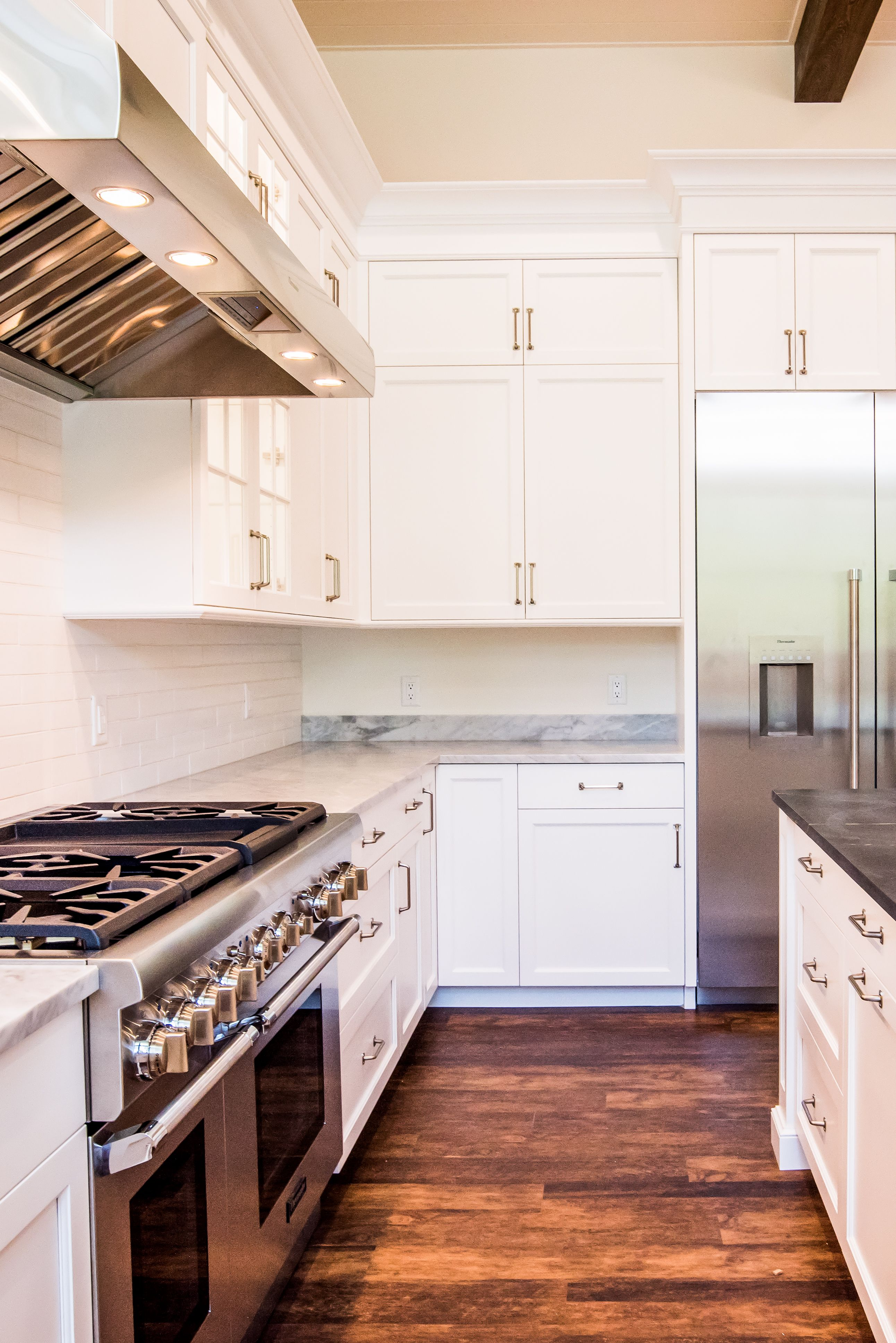 Farmhouse Kitchen Kitchendesign Countertops Cabinets Customkitchen Customcabinets Soapstone Cabinetry Design Cabinetry Design